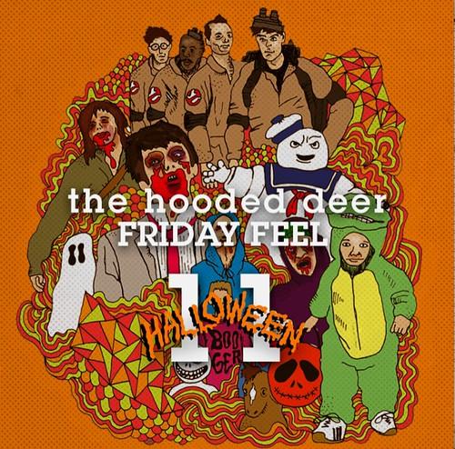 FRIDAY FEEL 11  - HWAPPY HaLLOWN