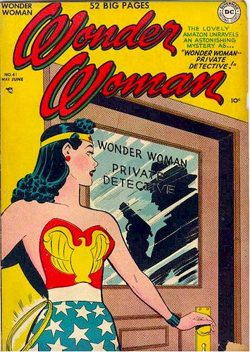 Wonder Woman Covers