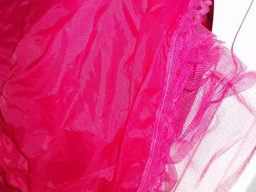 Hot Pink Crinoline