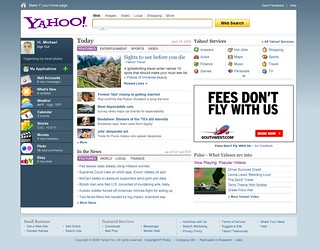 Sneak Preview: The new Yahoo.com