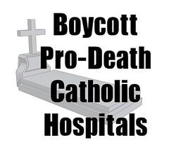 boycott catholic hospitals