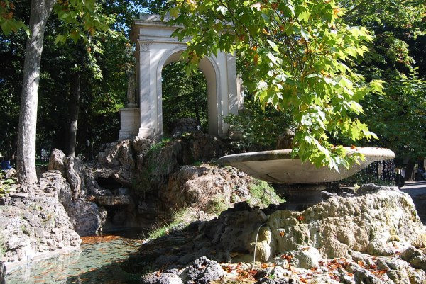 Los Jardines de la Villa Borghese