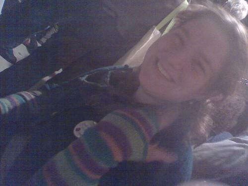 jessie - drunk on yarn