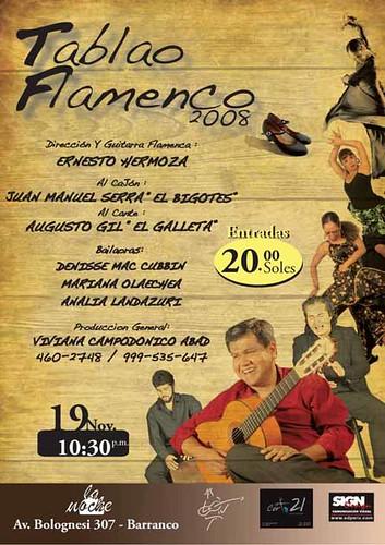 Tablao Flamenco 2008