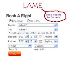 Southwest's Lame Link to WestJet