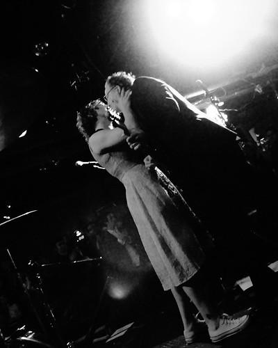 Wedding: Stage Kiss