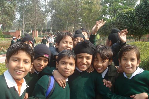 Raj Ghat甘地紀念碑1-5熱情的�生