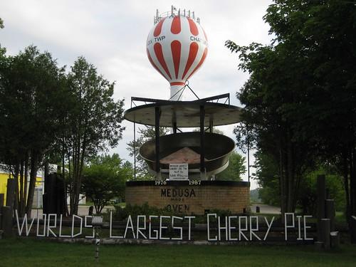 Worlds (3rd) Largest Cherry Pie