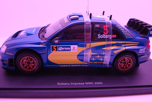 Auto Art Subaru WRX WRC Style