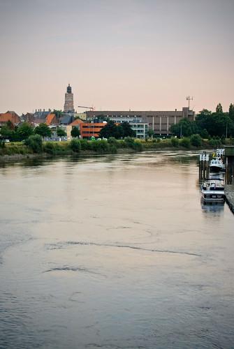 Dendermonde aan de Schelde