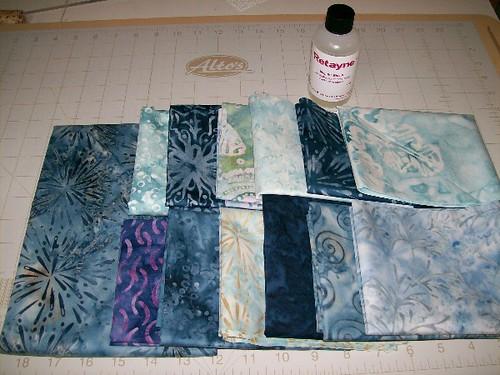 Icicles Fabrics