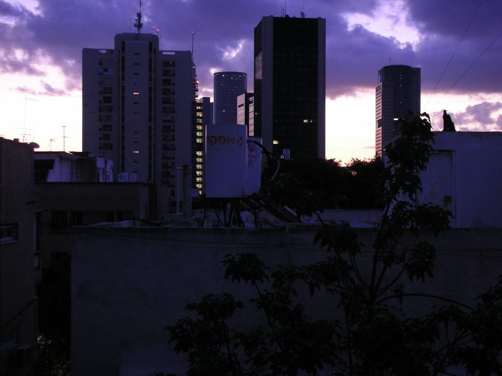 Tel-Aviv Dawn