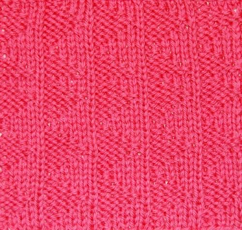 Pennant Stitch