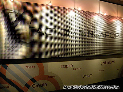 The brand new X-factor exhibits