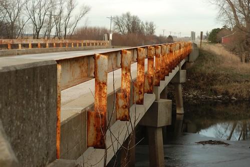 Rusty Bridge Bulter County Iowa