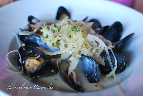 Sea Rocket Bistro: Mixed Seafood Stew