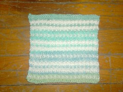 Monthly Dishcloth KAL - Mid-Month April 2008