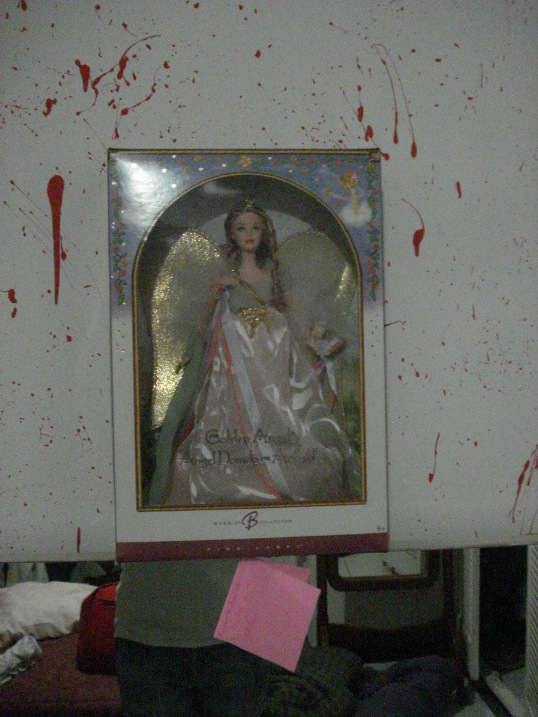 My Golden Angel Barbie Collector