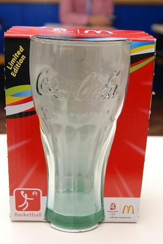 可口可樂經典曲線杯