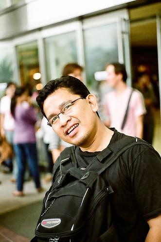 Radzi of Mercy Malaysia