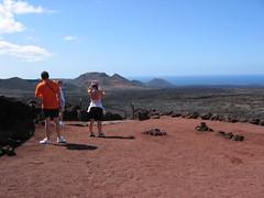 Lanzarote, Parco vulcanico del Timanfaya