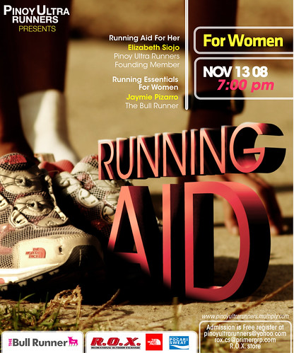 Running Aid for Women