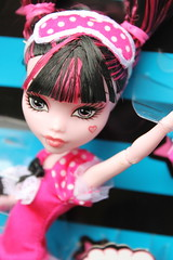 Monster High: Dead Tired Draculaura