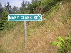 Mary Clark Rd. 2