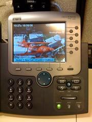 Cisco 7970 VoIP phone