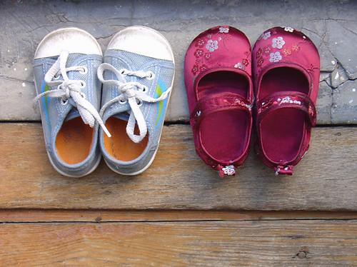 primeiros sapatos by you.