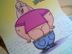 Birthday card 1d