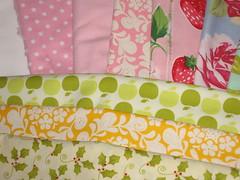 Fabric goodies