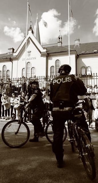Linköping Cykelpoliser
