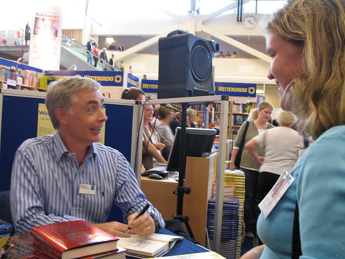 Eoin Colfer and H