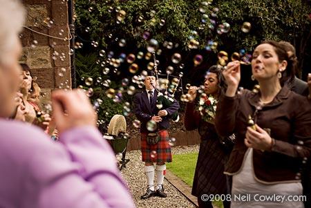 Scottish bubbles