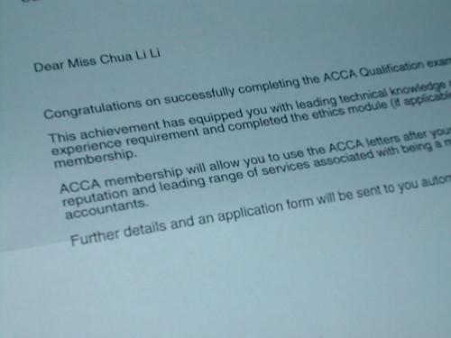 I Finally Passed!!!