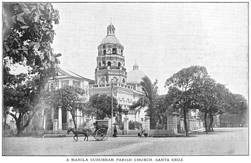 calesa horse church Philippine old pictures photograph black and white Philippines Buhay Pinoy Filipino Pilipino  people photos life Philippinen