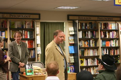 Brian Herbert & Kevin J. Anderson book signing...