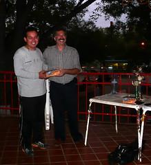 Pedro Gutiérrez, Nuevo Campeón Acuñense de Ajedrez