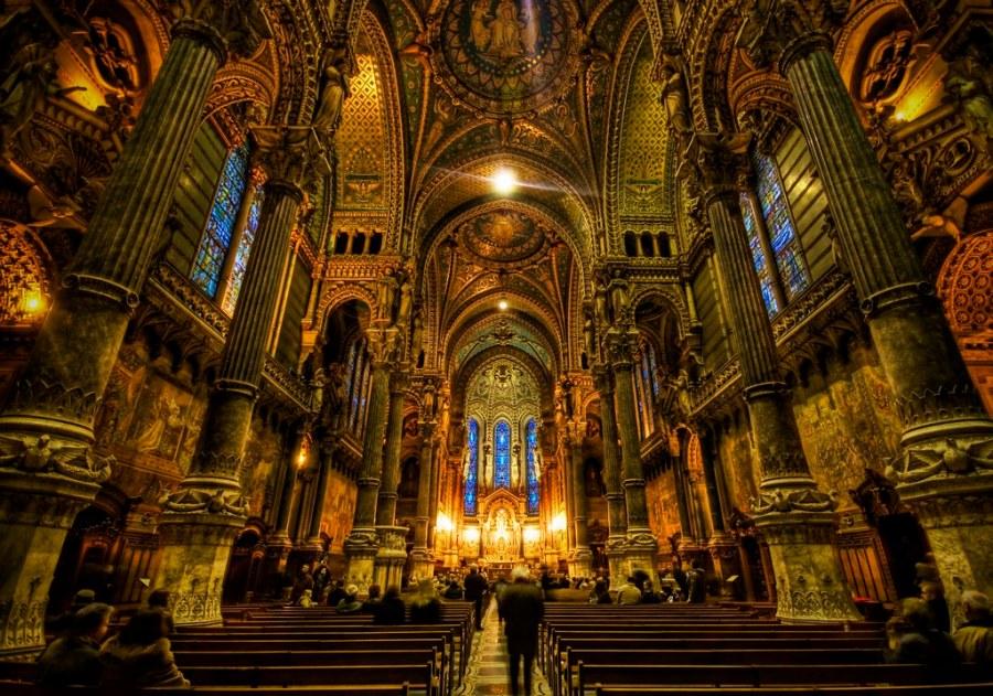 The Grandure of Notre Dame