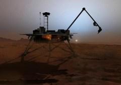 Sonda espacial Phoenix Mars Lander já está enviando fotos de Marte