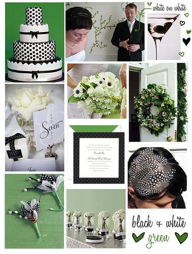 2531199640 3e49cfc95e Baú de ideias: Decoração de casamento preto e branco