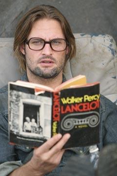 Lost Sawyer reading