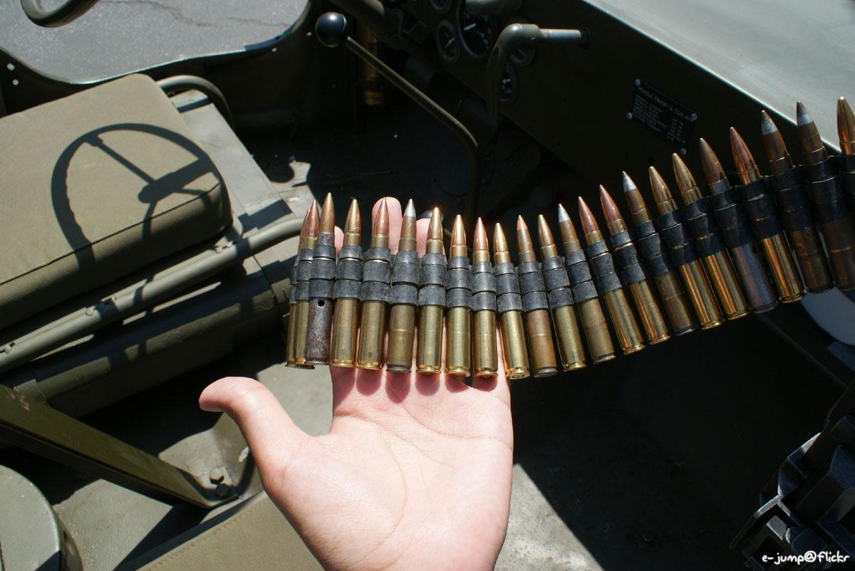 Real bullets yo!
