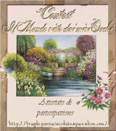 Attestato_partecipazione_Contest di Fragole;Panna,Cioccolato