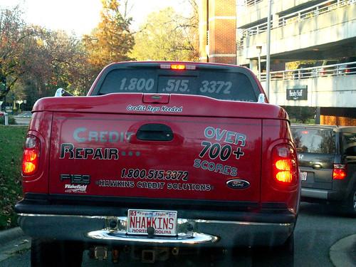 Mobile credit repair!