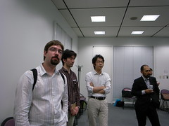JRuby Event at 2008/06/26 in Yoga Office