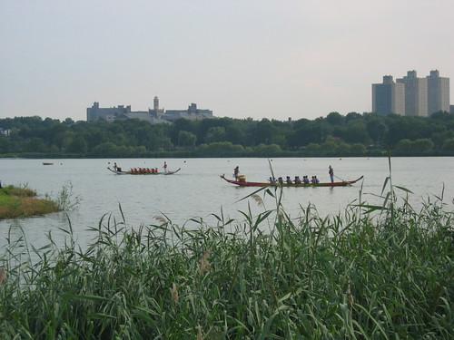 queens boat race