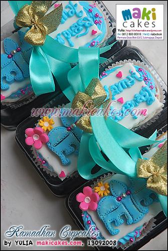 Ramadhan Cupcakes_Gift - Maki Cakes