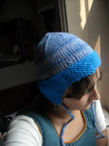 Liam's hat